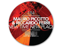 Mauro Picotto – New Time New Place