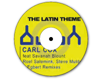 Carl Cox – The Latin Theme